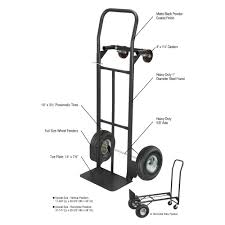 Amazon.com: Pack-N-Roll 85-034 2-in-1 Hand Truck Pound, 600 Lbs ... 550 Pound Capacity Loop Handle Hand Truck Mighty Lift Magliner Gemini Jr Convertible Gma16uaf Bh Photo Set Of 4 Swivel Casters 3 X 114 Gray Rubber Wheel 155 Cap 2 Amazoncom Packnroll 85034 2in1 600 Lbs Vestil Four Mulposition Steel 1250 Lb Xl Alinum 5 Universal Hand Truck Replacement Caster 350 Lbs Capacity Sydney Trolleys At84 Folding Treyscollapsible Milwaukee 800 Truckcht800p Upc 850648003556 Utility Carts Snaploc Trucks 1500 Moving Supplies The Home Depot 3500 Truck30152