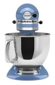 Cornflower Blue ArtisanR Series 5 Quart Tilt Head Stand Mixer KSM150PSCO