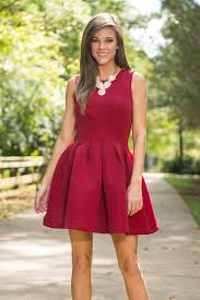 icing on the cupcake dress red the mint julep boutique