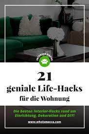 21 geniale hacks für die wohnung einrichtung