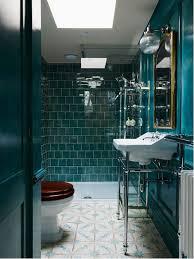 Teal Bathroom Tile Ideas by Dark Teal Bathroom Ideas Houzz
