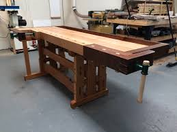 Greene Inspired Workbench