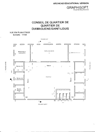 conseils de quartiers de la ville de louis du senegal