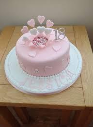 18th birthday cake geburtstag kuchen mädchen
