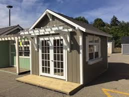 Amish Made Storage Sheds by 100 Amish Built Storage Sheds Michigan Meyer Wood Products