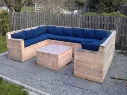 Furniture Pallet Patio Furniture Idea Pallet Furniture Giant Bean