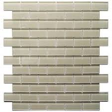Stone Tile Backsplash Menards by Bestview Glass Mosaic Tile 2