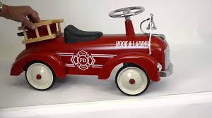Scoot Along Speedster Firetruck Toy | Rideable Fire Truck | PedalCar ... 1960s Murry Fire Truck Pedal Car Buffyscarscom Vintage Volunteer Dept No 1 By Gearbox Syot Deluxe Fire Truck Pedal Car Best Choice Products Ride On Truck Speedster Metal Kids John Deere M15 Nashville 2015 Kalee Toys From Pramcentre Uk Wendy Chidester Engine Pedal Car Pating For Sale At 1stdibs Radio Flyer Fire Dolapmagnetbandco 60sera Blue Moon Vintage Ford Gearbox Superman Awespiring Instep Baghera Red Neiman Marcus
