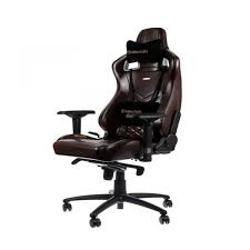 Noble EPIC Real Leather Gaming Chair - Black/Brown| Gaming Chairs ... Xrocker Pro 41 Pedestal Gaming Chair The Gasmen Amazoncom Mykas Ergonomic Leather Executive Office High Stonemount Chocolate Lounge Seating Brown Green Soul Ontario Highback Ergonomics Gr8 Omega Gaming Racing Chair In Cr0 Croydon For 100 Sale Levl Alpha M Series Review Ground X Rocker 21 Bluetooth Distressed Viscologic Starmore Back Home Desk Swivel Black Goplus Pu Mid Computer Akracing Rush Red Zen Lounge_shop