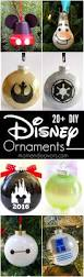 Disney Tinkerbell Star Christmas Tree Topper by 20 Best Diy Disney Ornaments Add Some Disney Magic To Your