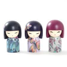 Kimmidoll Kokeshi Dolls Large Tokyo Otaku Mode Shop