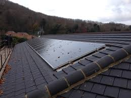 roof wonderful rubber roof tiles new low pitch roof to rear of