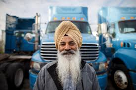 Punjabi-Canadians Roll Into Trucking, Rerouting A Traditional ... Trucking Images Tuesday Trucker Youtube Industry Cautiously Embracing New Federal Standards Wsj Graphics Class Proposal Truckers Against Trafficking 1 Dead After Motorcycle Hits Truck Times Union Truckingtuesday Driver Pay Increase Announcements Decker Truck Line Tagged With Truckintuesday On Instagram Posts As Fivearlogisticsinc Picdeer Greatpics Hashtag Twitter Disaster Response Unit