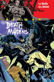 Batman Death And The Maidens Other Editions