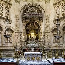 Capilla Real De La Catedral De Sevilla Wikidata