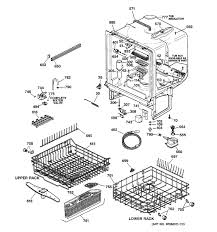 Tub Drain Assembly Diagram by Model Search Gsd5120d02bb
