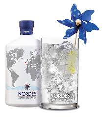 100 Nordes Nords Atlantic Galician Gin 70 Cl