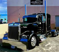 KW W900L 3 Axle | Shoes | Pinterest | Trucks, Kenworth Trucks And ...