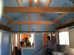 Insulating Cathedral Ceiling With Rigid Foam by Weatherization Home As A System U2014 Rook Energy