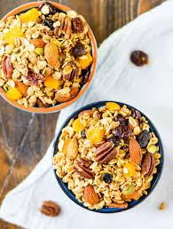 Pumpkin Flaxseed Granola Nutrition by Crock Pot Granola