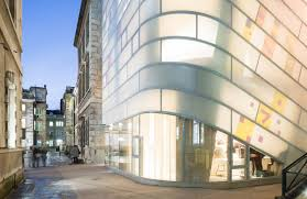 100 Jm Architects London A Peaceful Haven In The Hospital World Maggies Centre Barts