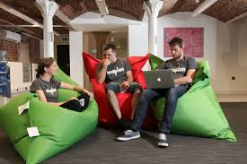 Bean Bags In Office Space - Google Search | Cool Work Spaces ... Bundle Bean Bag Testing The Moonpod 400 Beanbag Chair Of My Dreams How Much Beans Refill Need To Fill Bags From Outdoor Kids A Bean Bag For All Top 10 Best Chairs 2018 Review Fniture Reviews Make Cover Seat Pub Filebean Bags At Gddjpg Wikimedia Commons Red Black Checkers With Beanbags In Office Are They Here Stay Insight Chair 7 Steps With Pictures Wikihow 98inch Multi Colour Cyan