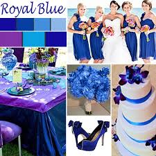 Royal Blue Wedding Theme Themes