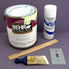 Painting Switch Plates How to Paint Wall Plate Covers Tips & Ideas