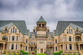 Mansfield Ohio Prison Halloween by Tour The Ohio State Reformatory In Mansfield Ohio