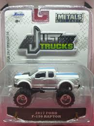 Jual Jada Just Trucks 2017 Ford F-150 Raptor - Lordvoldemort Diecast ...