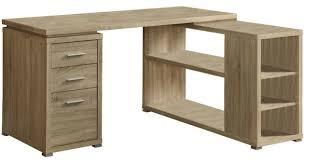 Monarch Specialties Corner Desk Brown by Left Or Right Facing Corner Computer Desk Contemporary Desks