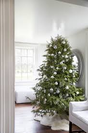 Silver Tip Christmas Tree Los Angeles by The Monochrome Holiday 8 High Low Design Tips From Tricia Foley