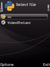 برنامج لتصوير شاشة جوالك**VideoShot **