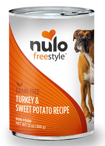 Nulo Freestyle Dog Food - Turkey & Sweet Potato Recipe