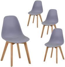 grau goldfan runder esstisch mit 4 stühlen moderner esstisch