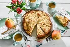 birnenkuchen rezept backen de