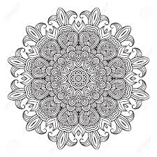 Free Celtic Mandala To Color