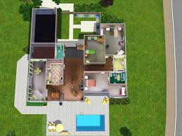 Sims 3 Floor Plans Download by Mod The Sims 1950 U0027s Style Family Home
