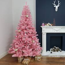 Costway 5 67PreLit Fiber Optic Artificial Christmas Tree W