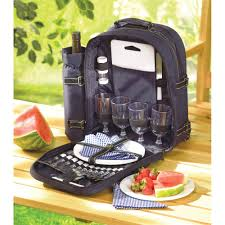 Koehler Home Decor Free Shipping by Picnic Backpack For 4 Wholesale At Koehler Home Decor