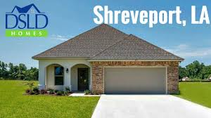 Dsld Homes Floor Plans Ponchatoula La by Riverscape Village Shreveport La Youtube
