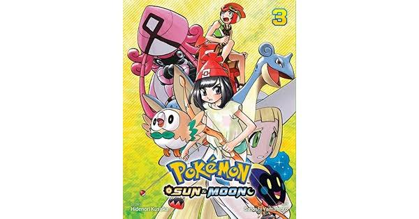 Pokémon: Sun & Moon [Book]