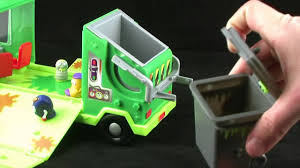 Toys R Us The Trash Pack Garbage Truck Review - YouTube Bruder Man Tga Side Loading Garbage Truck Orangewhite 02761 Buy The Trash Pack Sewer In Cheap Price On Alibacom Trashy Junk Amazoncouk Toys Games Load N Launch Bulldozer Giochi Juguetes Puppen Fast Lane Light And Sound Green Toysrus Cstruction Brix Wiki Fandom Moose Metallic Online At Nile Glow The Dark Brix For Kids Wiek Trash Pack Garbage Truck Mllauto Mangiabidoni Camion