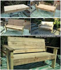 Bench From Pallets: Tutorial - Easy Pallet Ideas 30 Plus Impressive Pallet Wood Fniture Designs And Ideas Fancy Natural Stylish Ding Table 50 Wonderful And Tutorials Decor Inspiring Room Looks Elegant With Marvellous Design Building Outdoor For Cover 8 Amazing Diy Projects To Repurpose Pallets Doing Work 22 Exotic Liveedge Tables You Must See Elonahecom A 10step Tutorial Hundreds Of Desk 1001 Repurposing Wooden Cheap Easy Made With Old Building Ideas