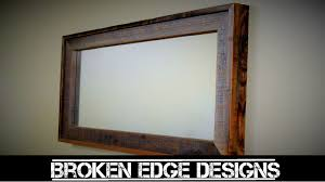 Reclaimed Wood Mirror Frame - YouTube Diy Barnwood Command Center Fireside Dreamers Airloom Framing Signs Fniture Aerial Photography Barn Wood 25 Unique Old Barn Windows Ideas On Pinterest Window Unique Picture Frames Photo Reclaimed I Finally Made One With The Help Of A Crafty Dad Out Old Door Reclamation Providing Everything From Doors Wooden Used As Frame Frames 237 Best Home Decor Images And Kitchen Framemy Favorite So Far Sweet Hammered Hewn Super Simple Wood Frame Five Minute Tutorial