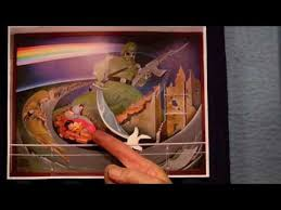 Denver International Airport Murals New World Order by Pretty Sure The Denver Airport Is Evil Or Atleast Somewhat Satanic