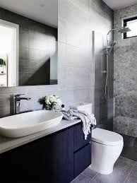Top Bathroom Trends 2018 - Latest Design Ideas & Inspiration ... Modern Bathroom Small Space Lat Lobmc Decor For Bathrooms Ideas Modern Bathrooms Grey Design Choosing Mirror And Floor Grey Black White Subway Wall Tile 30 Luxury Homelovr Bathroom Ideas From Pale Greys To Dark 10 Ways Add Color Into Your Freshecom De Populairste Badkamers Van Pinterest Badrum Smallbathroom Make Feel Bigger Fascating Storage Cabinets 22 Relaxing Bath Spaces With Wooden My Dream