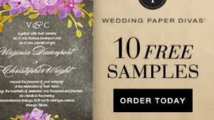 10 FREE Stationery Samples From Wedding Paper Divas + 30 ... Lowes Military Promotional Code Online Bayer Meter Coupon Pdf Wedding Paper Divas 10 Free Invitations Invitation Promo Code For Anarchistshemale Archives The Brokeass Bride Badass Dos And Donts Of Papers Divas M M Colctibles Store Tps_header Wedding Paper Promo Updated Weekly 8 Reviews Joodsfilmfestivalnl