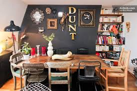 Artistic Eclectic Dining Room Image Credit Home Destining
