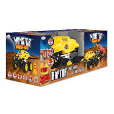 100 Ups Truck Toy Monster Smash Raptor RC Monster 3500 Hamleys For